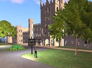 Northern Illinois University in Second Life